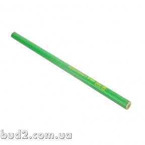 Карандаш зелёный  по камню 240мм  (1п-12шт)