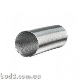 Воздуховод алюмин. гофорированный D125 L3м (60-152)