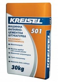 Штукатурка Крайзель (Kreisel) 501 (РМ51) машин цемент-известковая (25 кг)