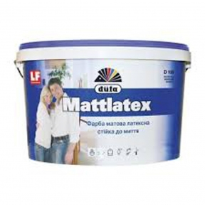 Краска Дюфа MATLATEX Д100 (1л)