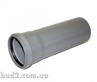 Труба канализационная ПП 110/2,7/2000 3-х шаровая