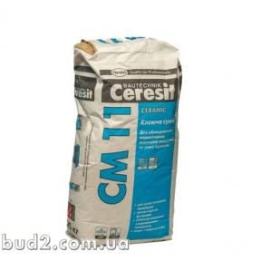 Клей для плитки Ceresit (Церезит)  СМ 11 (25кг)