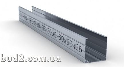 Профиль KNAUF CW-75 4м (0,60 мм)